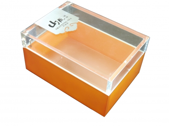 custom acrylic box