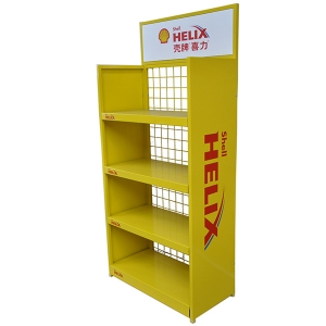oil display stand