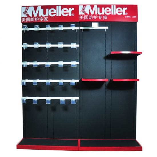 sportwear display rack