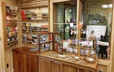 The selection of wood display materials
