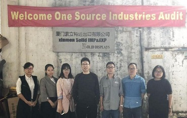 Welcome One source industries Audit